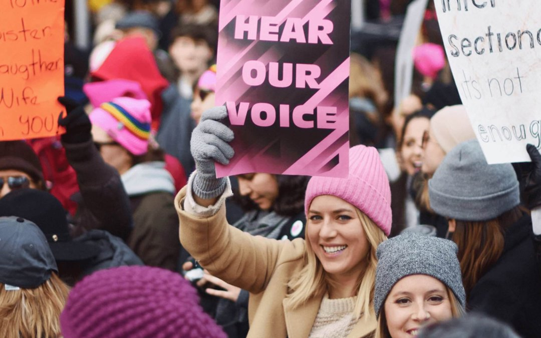 Women's March 2018: Print Your Posters Right Here